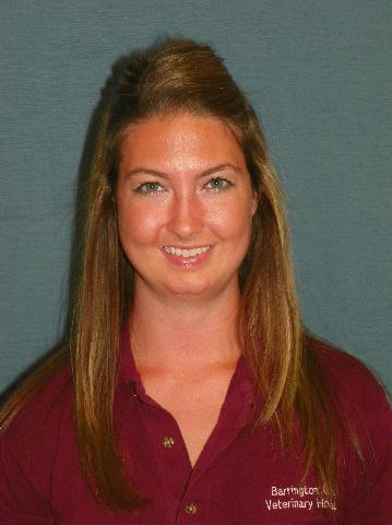 Team member Michelle